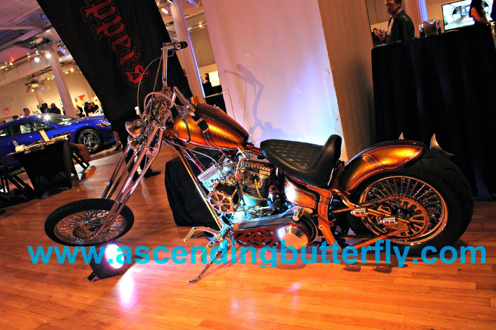 Orange County Choppers The Luxury Review Fall 2014