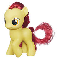 My Little Pony Rolling Sweets Cart Apple Bloom Brushable Pony