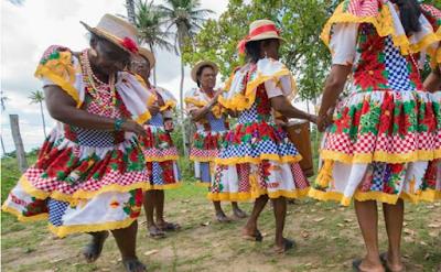 Blog lugares de memória - Matéria sobre a comunidade quilombola da Mussuca, em Laranjeiras, Sergipe