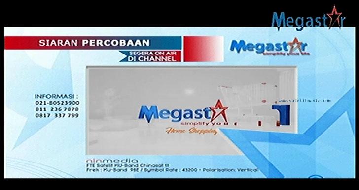Channel Terbaru Megastar di ninmedia