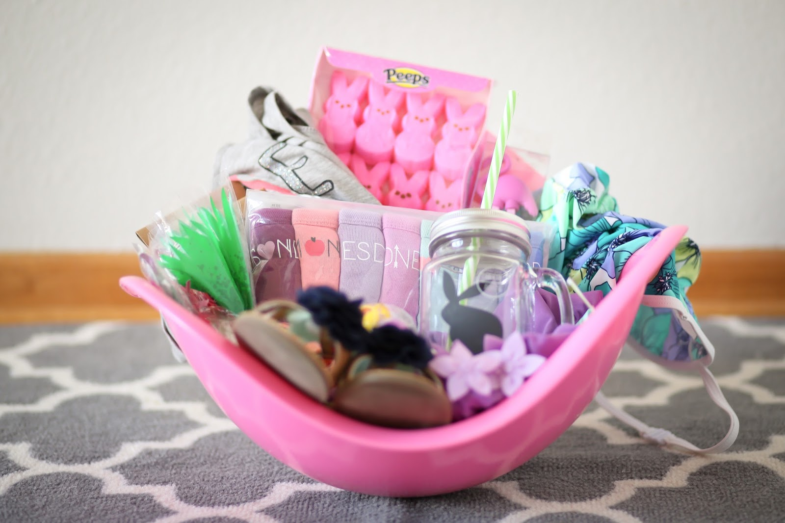Murdocks mama easter basket ideas toddlers boy girl here is jordyns basket 4 and 12 years negle Image collections
