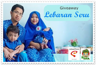 Giveaway Lebaran Seru