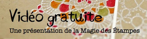 video gratuite scrapbooking