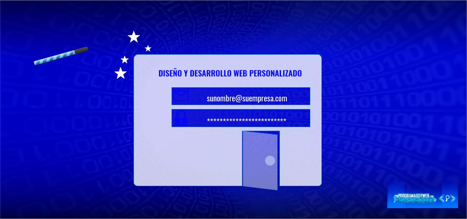 cae189c7ca Diseño de paginas y desarrollo web
