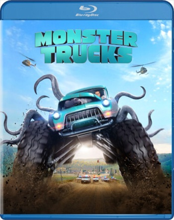 Monster Trucks 2016 English 720p BRRip 950MB ESubs