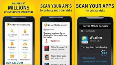 Norton Security and Antivirus apk download - latest version 4.6.0.4393 for Android on DcFile.com