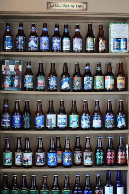 Andere Biersorten der Quidi Vidi Brewery © Copyright Monika Fuchs, TravelWorldOnline