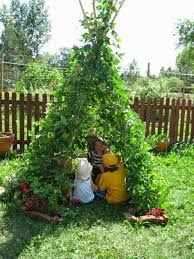 Tata Cara Membangun Taman TeePee