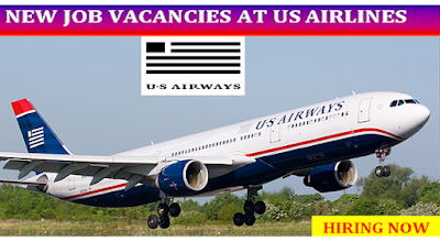 Latest Job Vacancies At US Airways