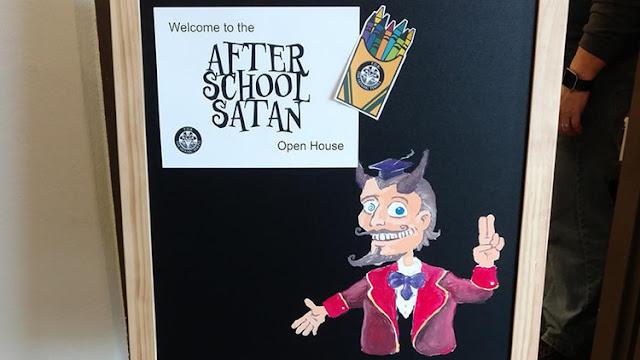 Un club satánico organiza clases extraescolares en EE.UU. y lo eximen de impuestos