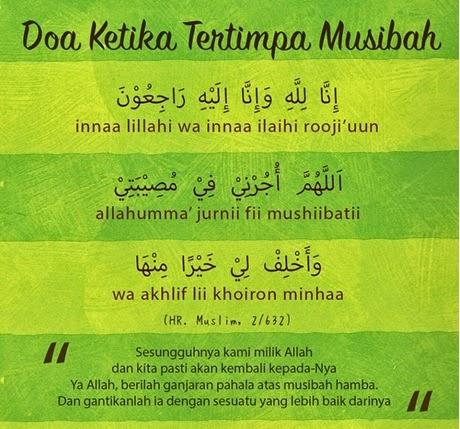 Download Doa Terkena Musibah Lengkap Arti Dan Hadist