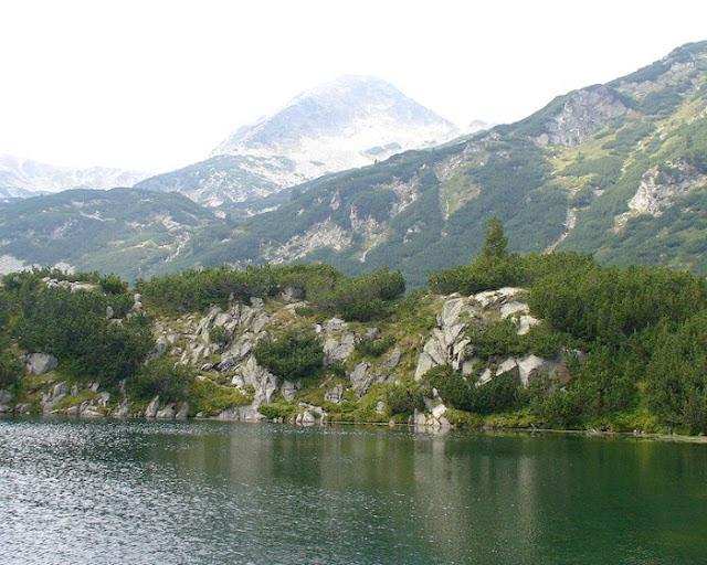 Parque nacional de Pirin Bulgaria