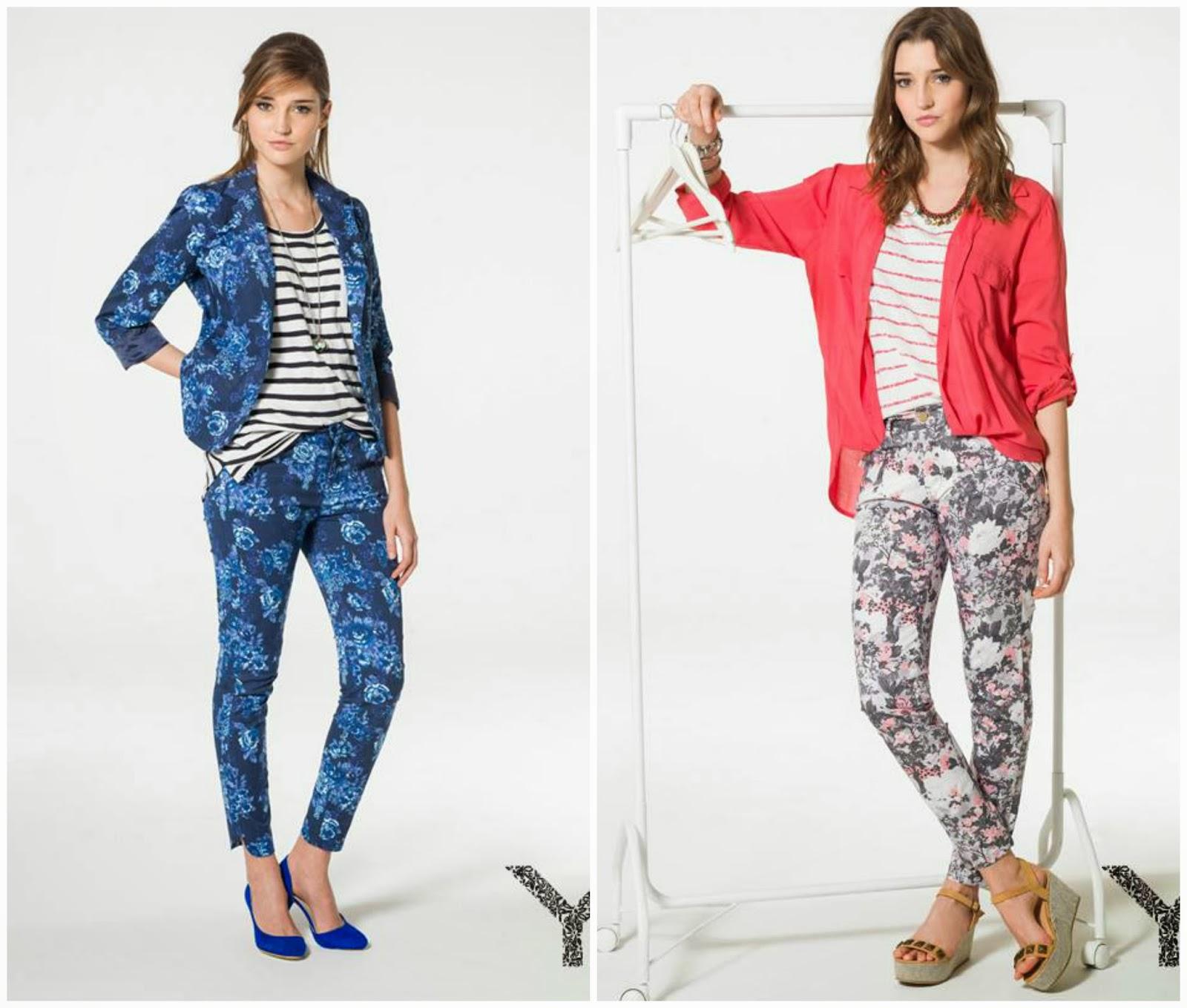 Desde El Vestidor Como Combinar Pantalones Floreados