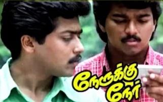 Nerukku Ner Scenes | Vijay and Surya unite to find Baby Jennifer | Raghuvaran