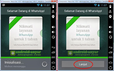 Registrasi dan Chatting WhatsApp di Komputer