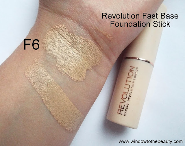 Revolution Fast Base Foundation Stick f6