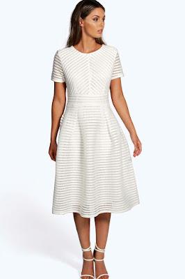 coleccion de Vestidos de Fiesta Blancos