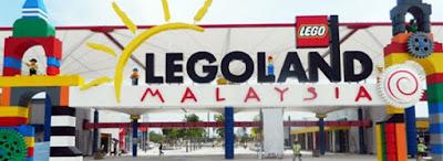 Mengajak anak liburan ke LEGOLAND Malaysia