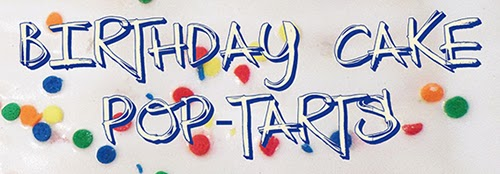 Review Limited Edition Birthday Cake Pop Tarts