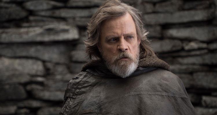 Luke Skywalker en Los Últimos Jedi