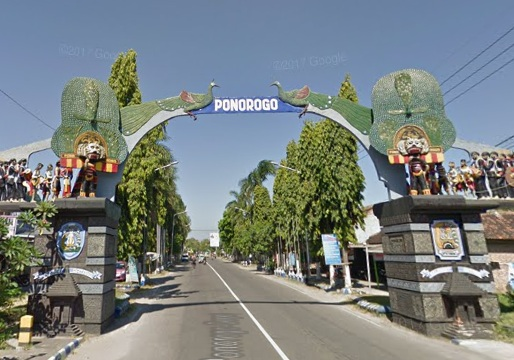 Selamat datang Ponorogo