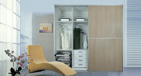 Desain Lemari Baju Modern Minimalis untuk Kamar Tidur