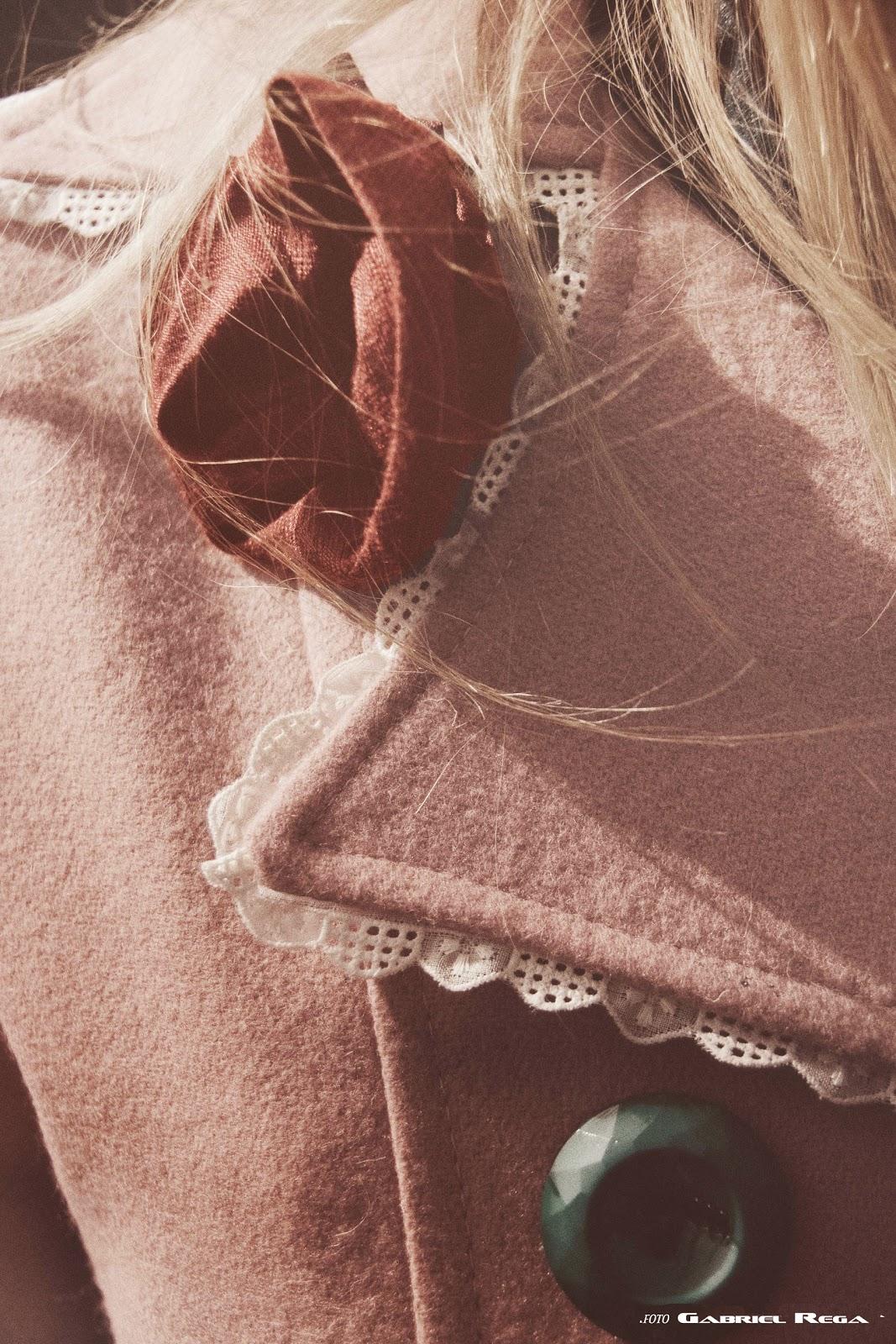 wool coat by Senorita Martita