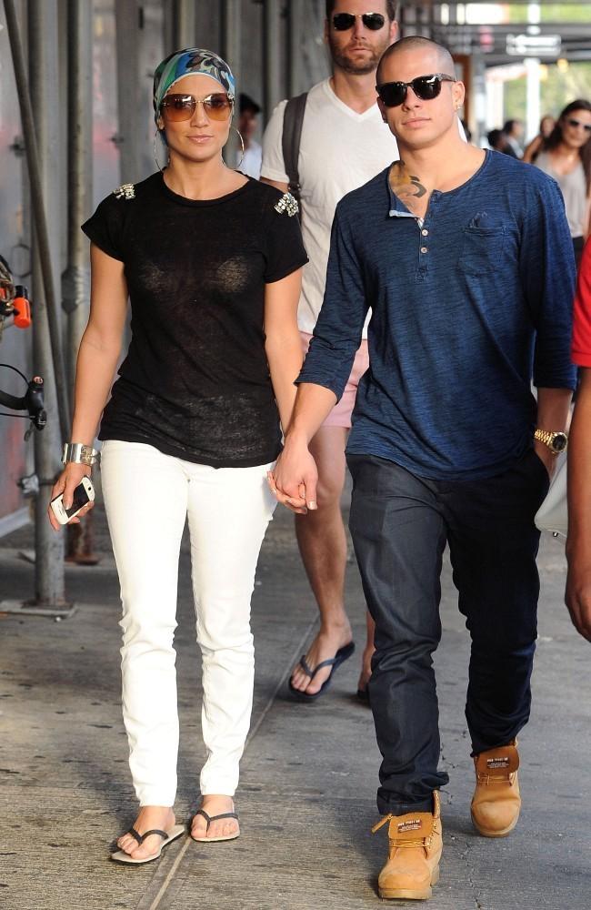 Jennifer Lopez(ジェニファー・ロペス)&キャスパー・アー... Jennifer