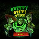 Toy Story Creepy Crawl Space