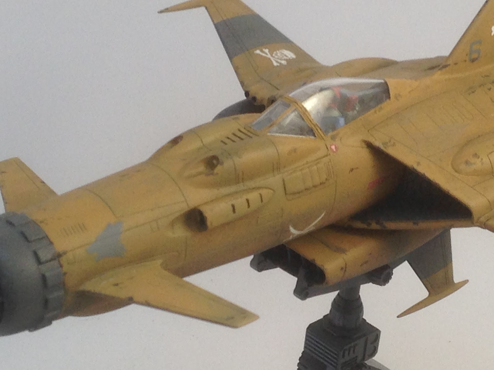 """Mark's Manic Minute on Modelling: 1/72 Hasegawa """"Space ..."""