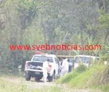 Hallan fosas clandestinas en Cuautlapan municipio de Ixtaczoquitlan Veracruz