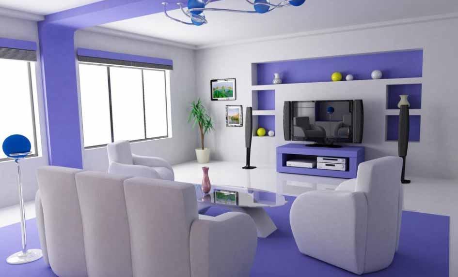 Tips Memilih Kombinasi Warna Cat Untuk Interior Rumah Minimalis
