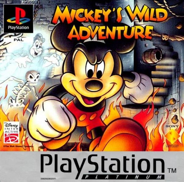 Mickey's Wild Adventure (SCES-00163)