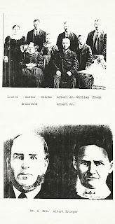 Photograph of Franz Albert Kruger and Ernestine Warner