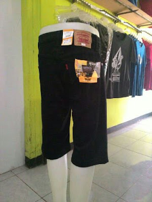grosir celana jeans pendek