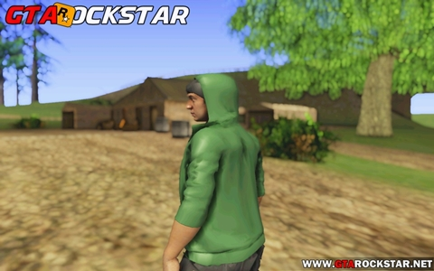Skin Josh Convertido do Watch Dogs 2 para GTA San Andreas