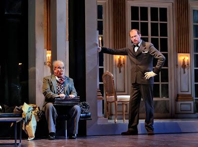 Allan Glassman and Adrian Smith - Capriccio (c) Ken Howard for Santa Fe Opera 2016