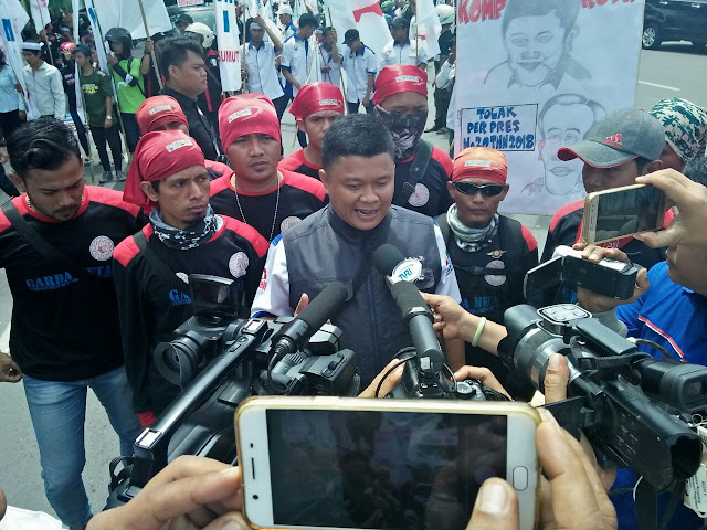 Willy Agus Utomo : Gubsu Baru harus Penuhi Delapan Harapan Buruh