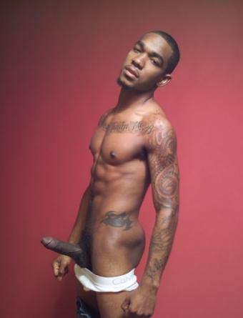 Negros desnudos hombres