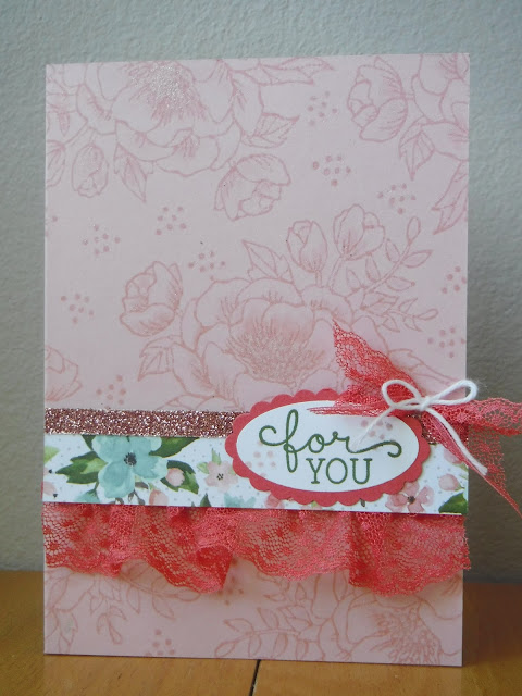 #Satomi Wellard-Independent Stampin'Up Demonstrator Australia#SU#Birthday Blooms #Birthday BouquetDSP #Blender Pen