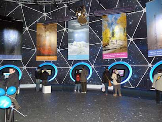 Esguard de Dona - Projecte Europeu Copernicus. Foto Derzsi Elekes Andor - Arxiu European Space Expo-Budapest 2013