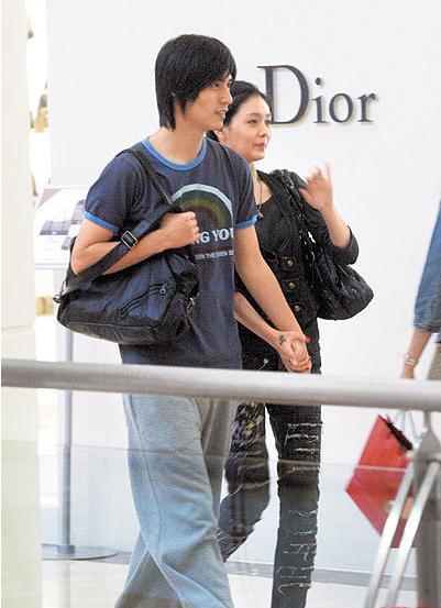 vic zhou and barbie xu dating