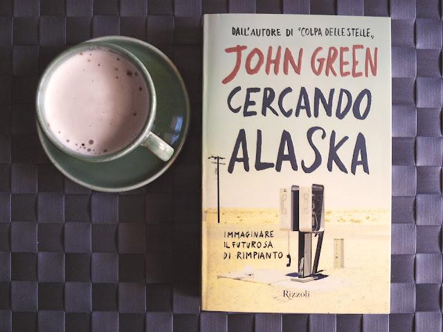 cercando alaska libro john green