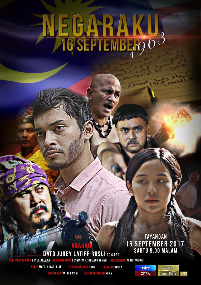 Sinopsis Telemovie Negaraku 16 September
