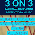 REMINDER: MASRC Hosting FREE 3x3 Basketball Tournament on Dec 15 at Freight House Rec Centre for Ages 13-17