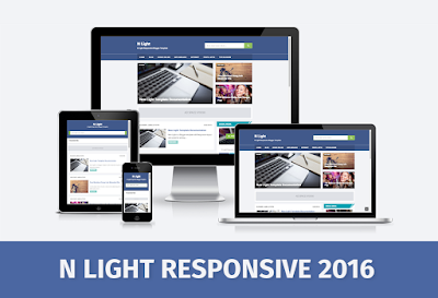 Download Template NLight Arlina Design