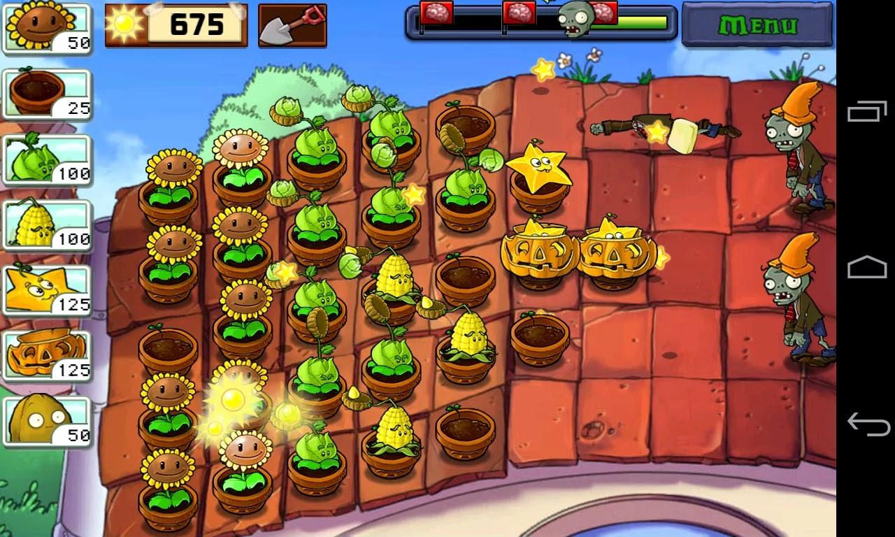 Plants vs. Zombies Mod APK V1.1.44 Unlimited Money + Unlocked 1