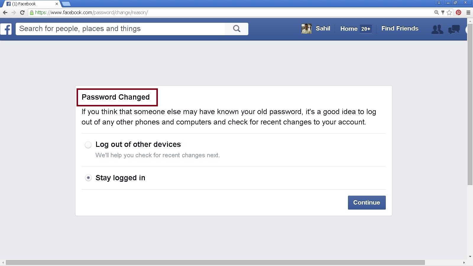 Facebook Password Reset Kaise Kare Hindi Me Jaankari