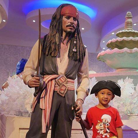 Jack Sparrow - Salah Satu Tokoh Islam