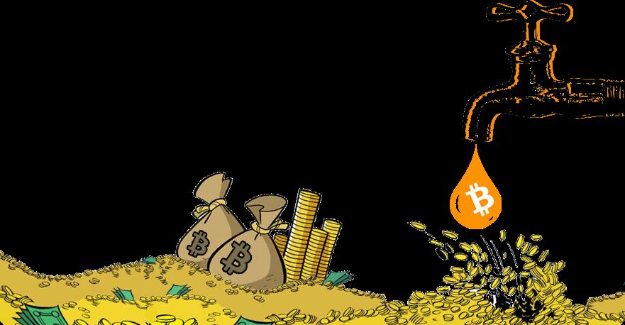 weekend bitcoin robinet